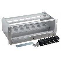 Subrack 4U 84TE/3U Incl. 1U Cable (53711.1)